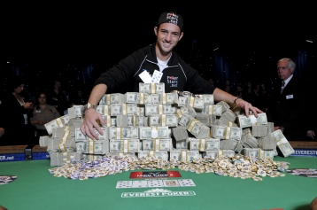 2009 World Series of Poker Champion Joseph Cada
